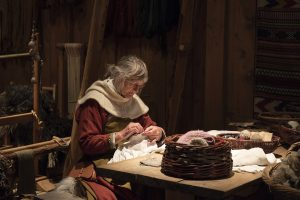 Viking sewing