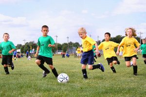 Teaching Kids to Enjoy Football